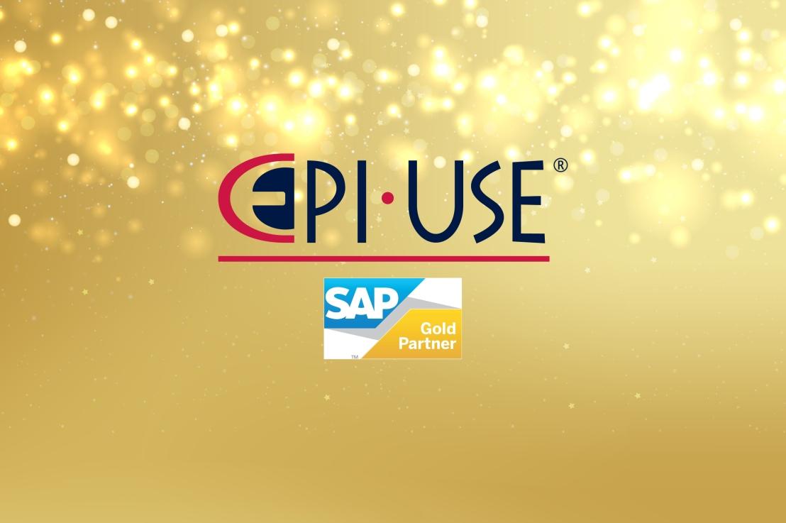 EPI-USE Achieves SAP Gold PartnerStatus